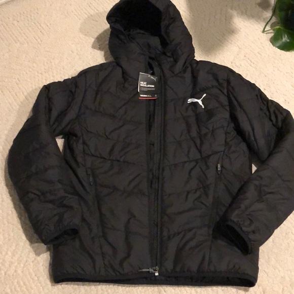 Puma Other - Puma men's jacket water repellent size S